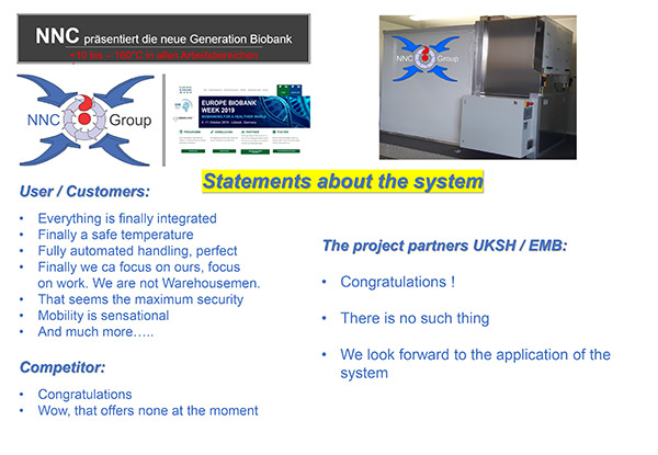 NNC-Group - NNC-LIN MS UG - Latest - October 2019 - Statements about the system